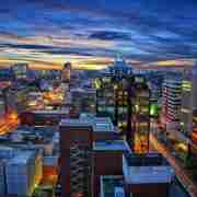 Harare by night by hakulandaba