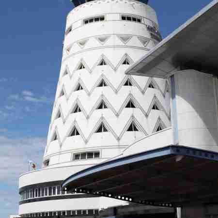 Harare International Airport tower
