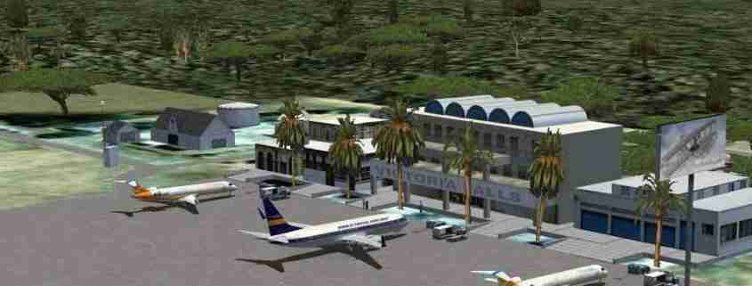 Victoria Falls Airport showing good progress with refurbishment feature image