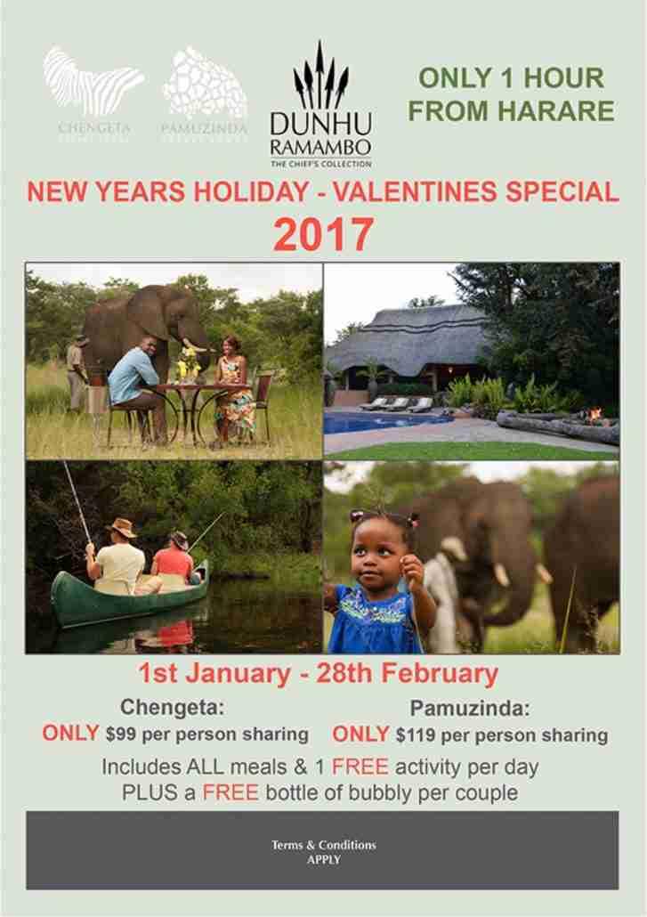 Dunhu Ramambo Valentines Specials