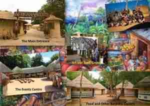 Ekhayeni - African-Village in Pictures