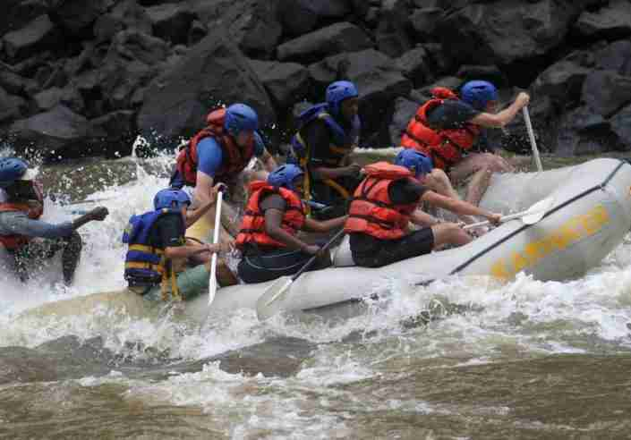 Victoria Falls: Africa's Living Soul 6