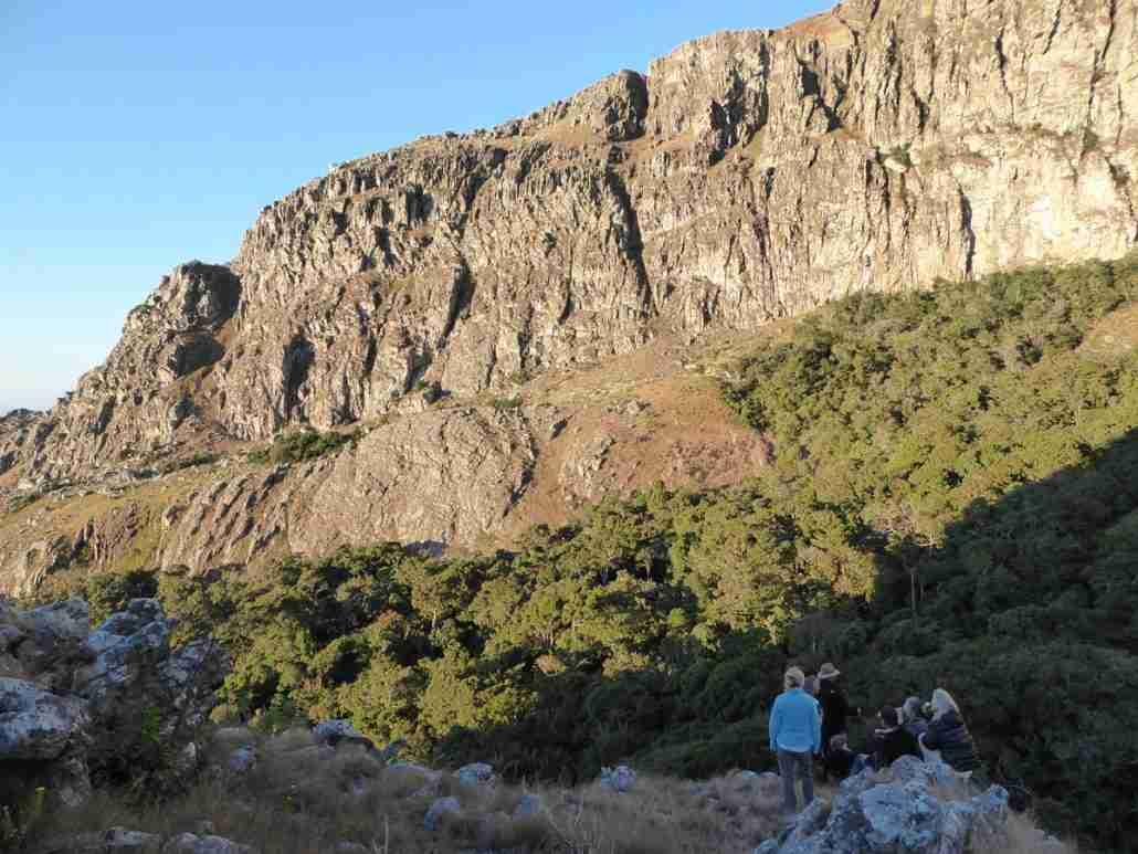 Chimanimani scenery