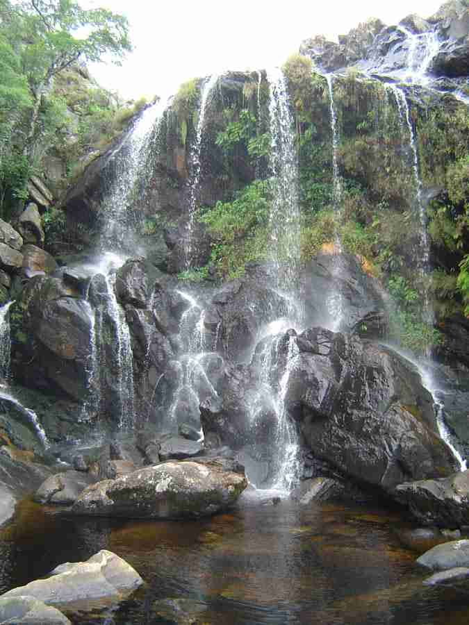 falls in chimanimani