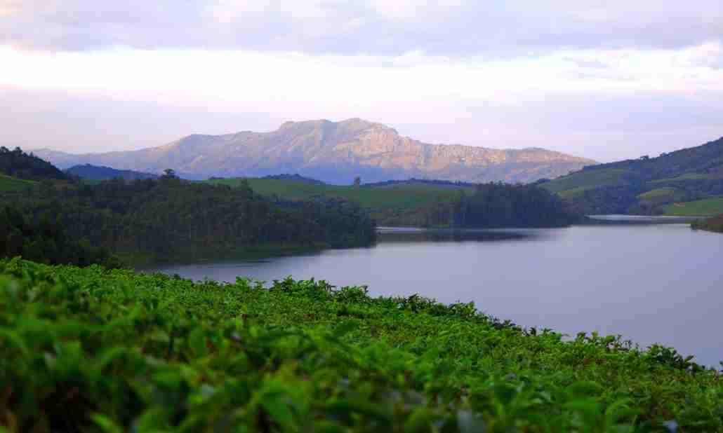 Wamba Dam Honde Valley