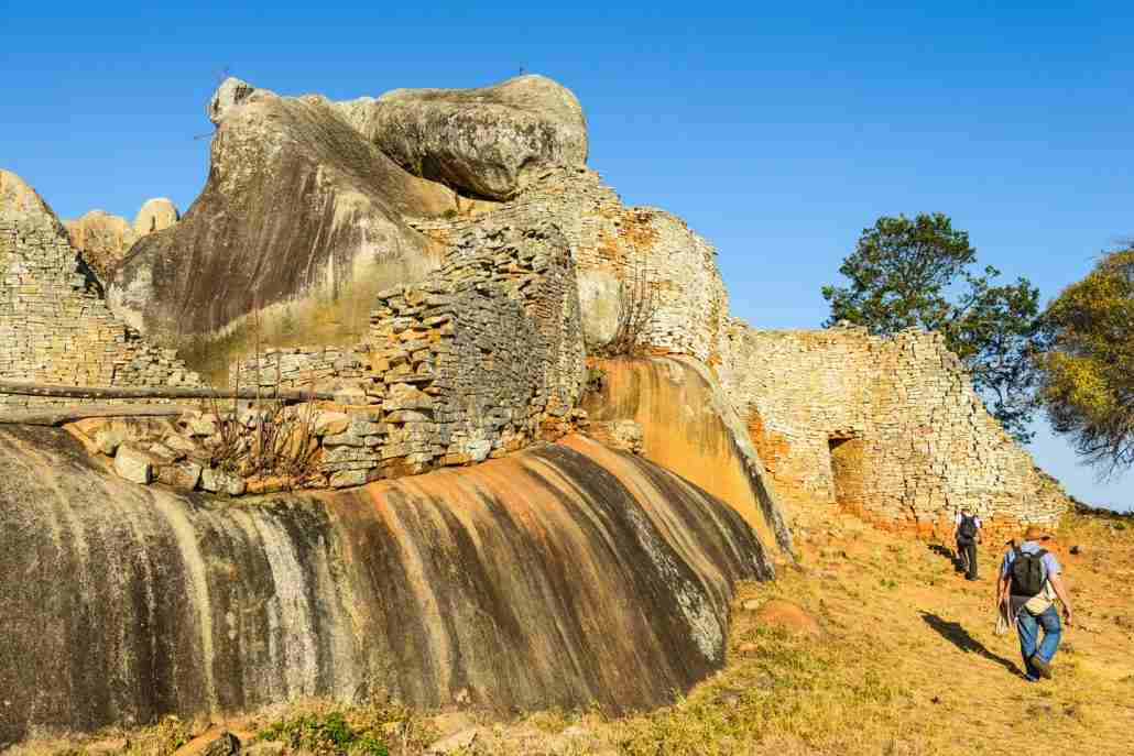 Great Zimbabwe Ruins
