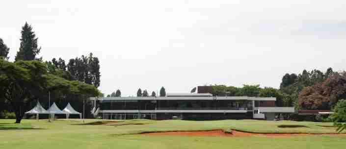 Royal Harare Club House