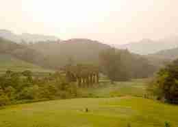 honde golf course