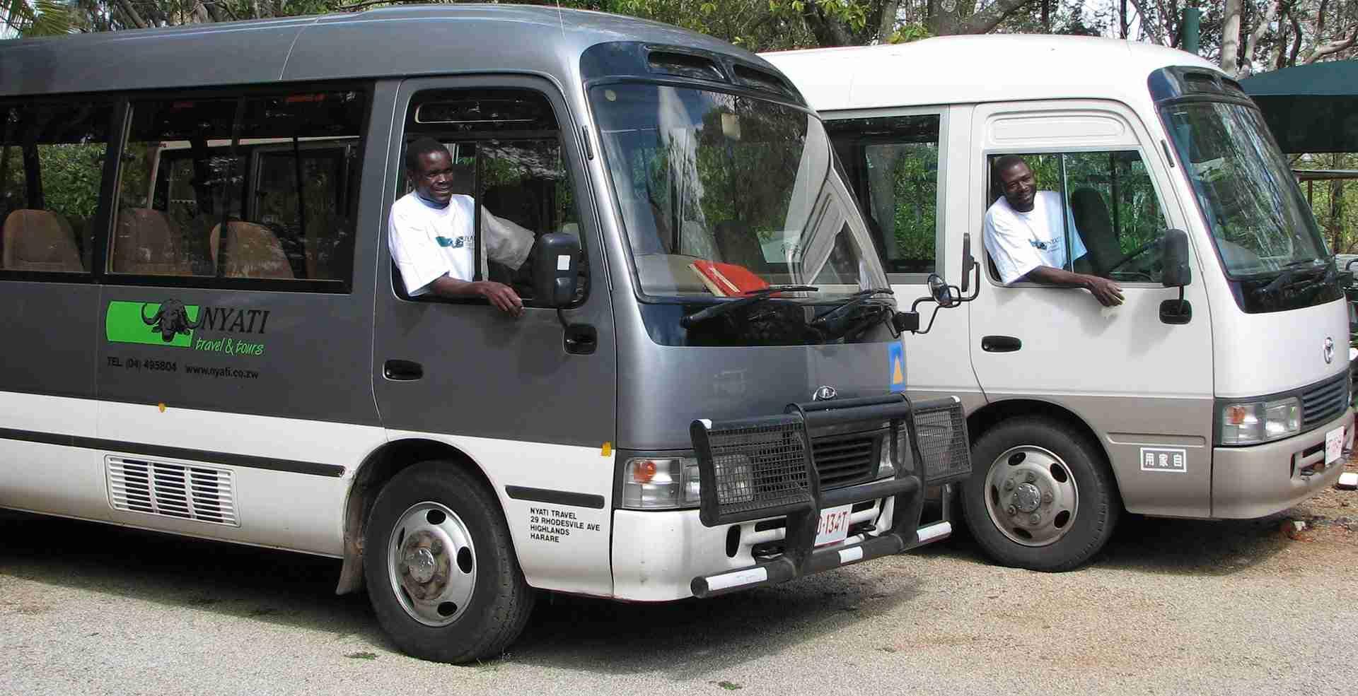 Nyati buses