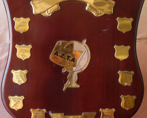 The AZTA shield
