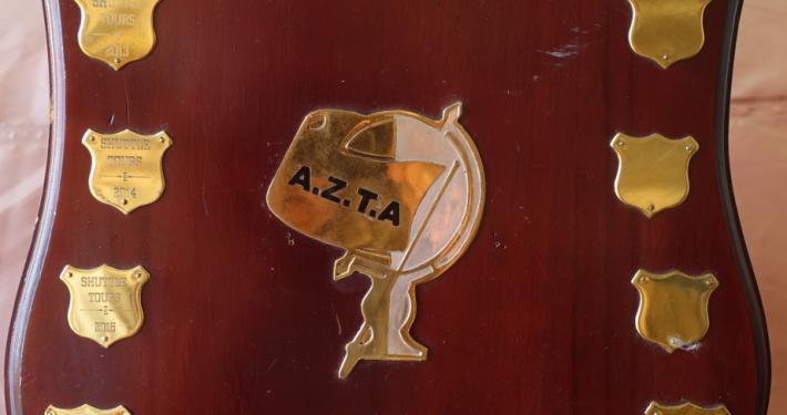 The AZTA shield