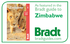 Nyati Travel is featured in Bradt Guide to Zimbabwe