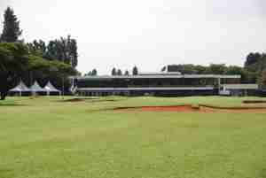 Royal Harare Clubhouse