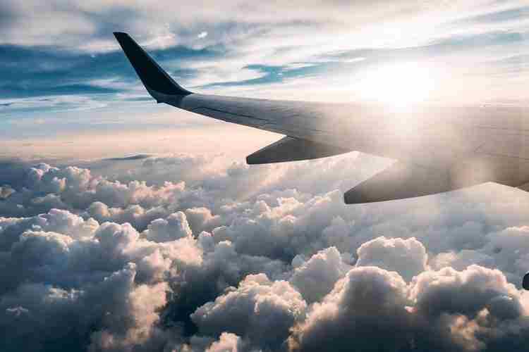 View of cloud from the sky: Kenya Airways set to resume flights into Zimbabwe